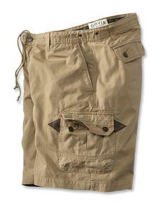 Surfwashed Sailcloth Cargo Shorts