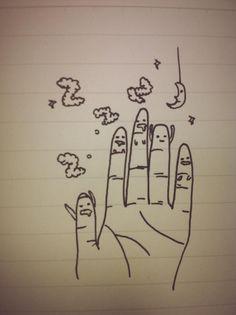 Want to Sleep.  7/26每天都想好好大睡一場....