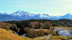trekking de bernard: Petit tour dans les Bauges : la Plate, Col de la C...