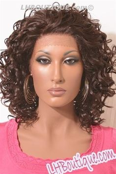 Luxe Beauty Supply - Care Free Lace Front Wig - Estelle, $44.99 (http://www.lhboutique.com/care-free-lace-front-wig-estelle/)