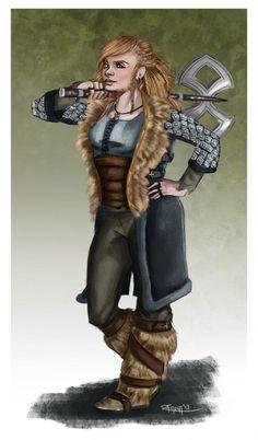 f Dwarf Ranger Med Armor Axe fortress Mountains underdark lg Fantasy Dwarf, Fantasy Rpg, Medieval Fantasy, Fantasy Artwork, Medieval Dress, Inspiration Drawing, Fantasy Inspiration, Character Inspiration, Dnd Characters