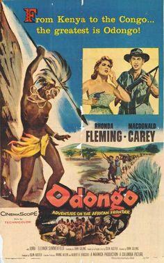 Odongo Movie Poster (Filmed in Kenya)