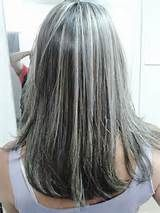 Mechas platinadas | cabellos