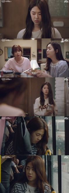 [Spoiler] Added episodes 1 and 2 captures for the #kdrama 'Age of Youth'