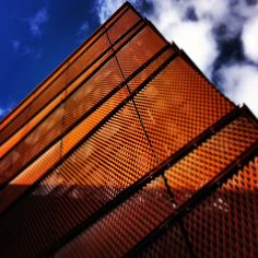 Chapman Building, Salford - Expanded Mesh