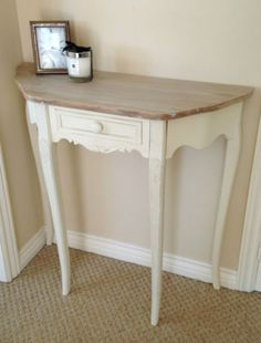 Cream Hall Table console tables for hall and living room furniture in grey, white