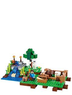 Lego Minecraft, Farmi