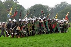 BBC News | In pictures: The Battle of Hastings 2006,