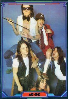 AC DC  1976