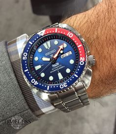 Seiko Prospex Special Edition PADI Automatic Diver's SRPA21