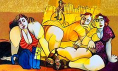 o destaque das artes plásticas brasileiras de hoje é victor hugo porto, que em sua obra tem por tema a mulher... >>>   betomelodia - música e arte brasileira: Victor Hugo e Sua Homenagem às Mulheres