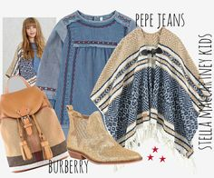 outfitsforcutekids.com         New Post  Boho kids.         Stella Maccartney,              Pepe Jeans,                    Burberry