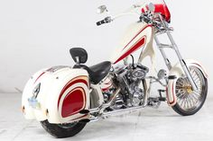 Cream Bagger - Orange County Choppers