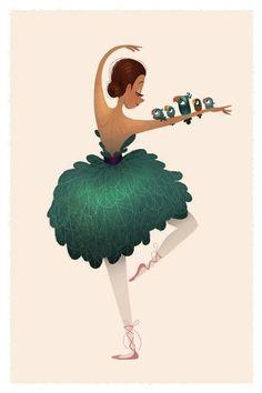 ballet en la naturaleza - Buscar con Google