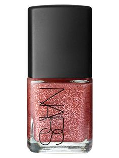 10 Best Sparkly Nail Polishes for Holiday Festivities: Arabesque Nail Polish, $18, NARS.