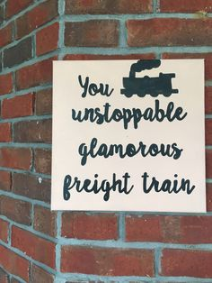 Leslie Knope odd compliments Ann Perkins parks and rec by BriMakesCrafts on Etsy https://www.etsy.com/listing/501235189/glamorous-unstoppable-freight-train