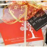 Cestas de navidad en El obrador de Tom.c/León y escosura 8.Oviedo.www.elobradordetom.com/tienda