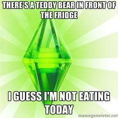 Funny pictures about The Sims Logic. Oh, and cool pics about The Sims Logic. Also, The Sims Logic photos. The Sims, Sims 3, Sims Memes, Funny Memes, Sims Humor, True Memes, Funny Quotes, High Five, Lol