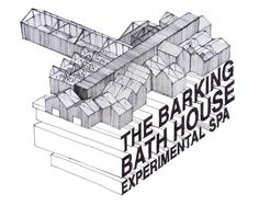 The Barking Bathhouse Experimental Spa by Something & Son