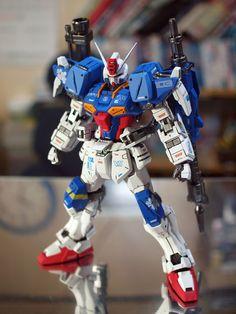 GUNDAM GUY: MG 1/100 Buster Gundam - Painted Build