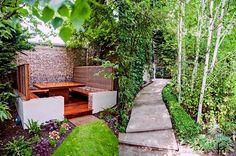Уютные уголки в саду