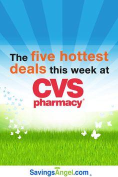 5 hottest #CVS #deals this week; shampoo, bread, diapers+ more! http://savingsangel.com/blog/2016/07/03/5-hottest-cvs-deals-week-shampoo-bread-diapers/ #extremecouponing #grocery