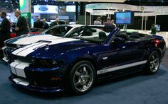 2012 Shelby Convertable
