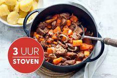 20 Min, Fajitas, Good Mood, Pot Roast, Slow Cooker, Dinner Recipes, Beef, Ethnic Recipes, Le Creuset