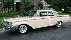 Amazing Survivor: 1960 Mercury Monterey - http://barnfinds.com/amazing-survivor-1960-mercury-monterey/