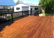 Deck and Fence Pro - Deck Restoration