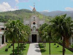 Abadía Benedictina en San José de Ávila Caracas, Venezuela!