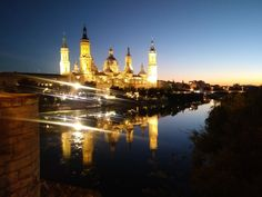 Paris Skyline, Travel, Zaragoza, Trips, Viajes, Traveling, Outdoor Travel, Tourism