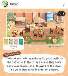 """""""this is actually smart so im sharing it with yall"""" Animal Crossing Guide, Animal Crossing Qr Codes Clothes, Animal Crossing Pocket Camp, City Folk, Animal Games, Island Design, Island Life, Video Games, Custom Design"""