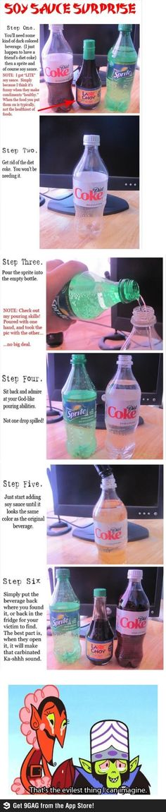 More April fools prank ideas! I would do this if my friends wouldnt hate me afterwards