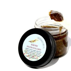 Our Rooibos Mint Facial Scrub gets deep into the pores to rid your skin of dirt and grime. Organic brown sugar and rooibos tea leaves gently exfoliate your skin while peppermint awakens your senses. We recommend exfoliating 3-4 times per week.