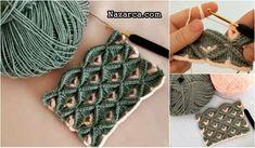 Knitting Patterns, Crochet Patterns, Piercings, Moda Emo, Fingerless Gloves, Arm Warmers, Crochet Necklace, Baby, Men Fashion
