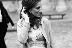 Sarah Jessica Parker, Photo by Lewis Mirrett. She is an inspiration for every girl who loves style, like me :)