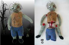 Tombie the zombie Interactive toy