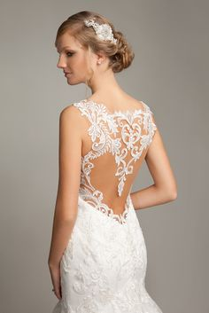 Mark Lesley Bridalwear at The Bridal Affair