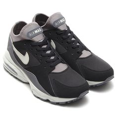 save off 7e06c 8625f Nike Air Max 93 Black Granite - Le Site De La Sneaker Nike Schoenen  Uitverkoop,