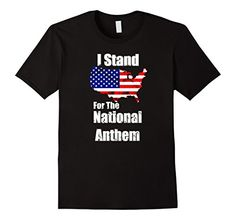I Stand For The National Anthem T Shirt Distressed Tee ... https://www.amazon.com/dp/B075Y5N1NV/ref=cm_sw_r_pi_dp_x_eaRYzbQ178X14