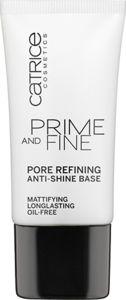 Face - Catrice Prime And Fine Pore Refining Anti-Shine Base