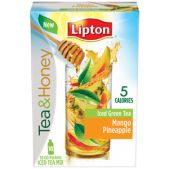 Lipton Pineapple Mango Iced Green Tea Mix Packages - Influenster.com