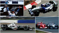 Juan Pablo Montoya, Williams Racing y McLaren