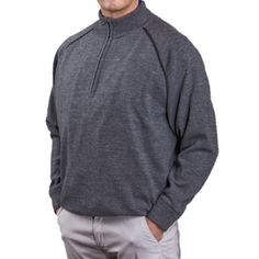 91750ff0de5 ProQuip Pro-Flex Mens Merino Lined Jumper - Stay warm and focus on  improving your