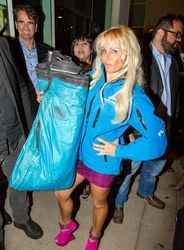 Sabrina A. Parisi attending the 2015 American Film Market (AFM) - Kitesurfing TV Launch Party with Breaking Glass Pictures held at the Lounge at 1733 Ocean Avenue in Santa Monica, CA, USA on 11/08/2015 | GVA-000405