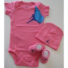 Baby Girl Jordan Clothes Gorgeous Nike Jordan Infant New Born Baby Boygirl Shoulder Bodysuit Booties Decorating Design