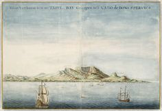 Cape of Good Hope - South Africa (1665).