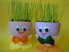 DIY Kids Crafts : DIY Egg Buddies