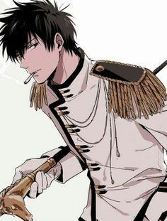 Hijikata Toshiro | Gintama